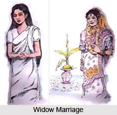Is a widow still married