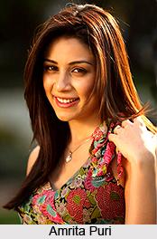Amrita Puri, Bollywood Actress
