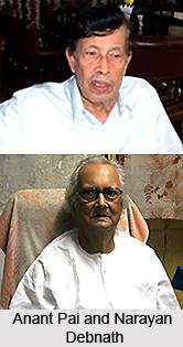 Indian Comics Creators, Indian Comics