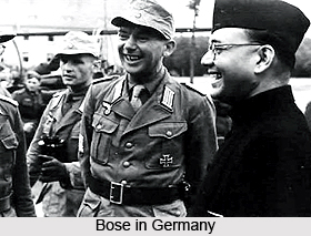 Subhas Chandra Bose and INA