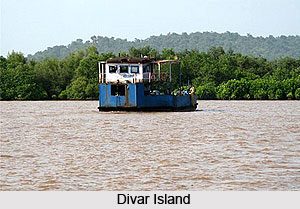 Divar Island, Indian Island