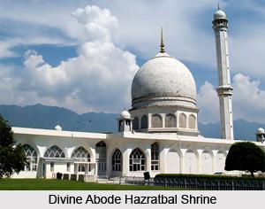 Hazratbal Shrine, Kashmir