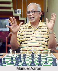 Manuel Aaron, Indian Chess Player