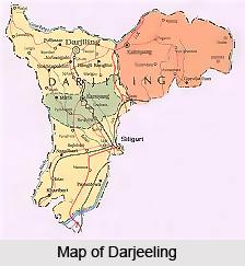 Geography Of Darjeeling District, West Bengal