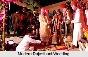 Modern Rajasthani Wedding