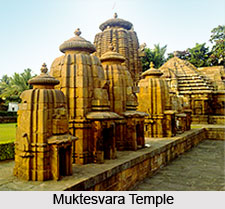 Architecture of Muktesvara Temple, Odisha