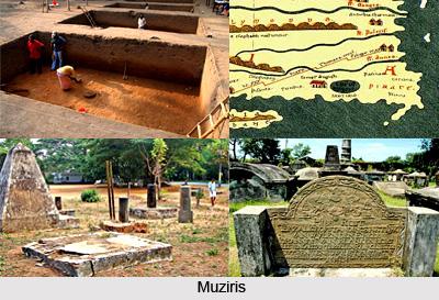 Muziris ,Port city of the Sangam Period