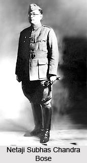 Subhas Chandra Bose in Freedom Struggle