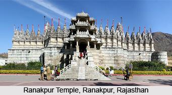 Temples of Ranakpur, Pali District, Rajasthan
