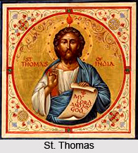 St. Thomas, Christian Missionary in Kerala