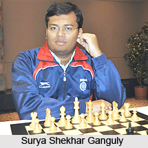 Surya Shekhar Ganguly, Indian Chess Player