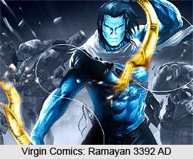 Contemporary Indian Comics