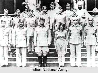 indian national army introduction