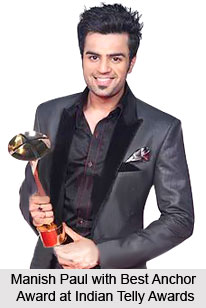 Manish Paul, Bollywood Actor
