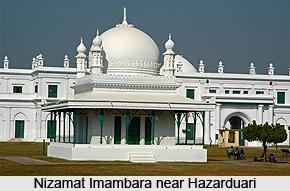Hazarduari Palace, Murshidabad, West Bengal