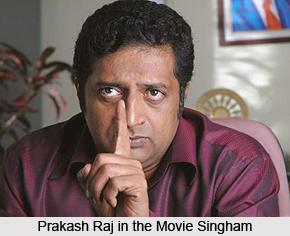 Prakash Raj, Indian Movie Actor