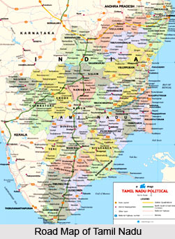 Geography of Tamil Nadu