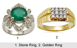Rings , Indian Jewellery