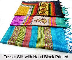 Tussar Silks