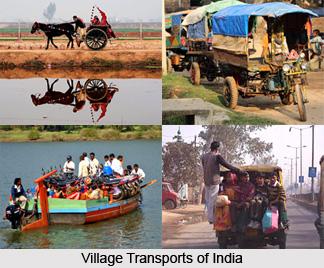 Indian Village Transport