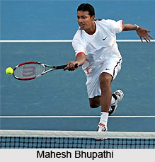 Tennis Personalities in India