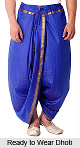 Dhoti, Costume for Indian Men