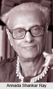 Annada Shankar Ray, Bengali literary Person