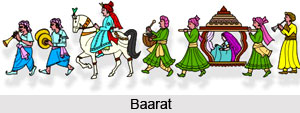 Baarat , Indian Marriage Customs