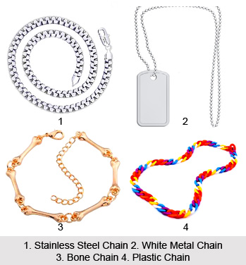 Chains , Indian Jewellery