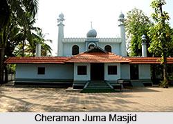 Cheraman Juma Masjid, Thrissur District, Kerala
