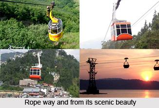 Darjeeling Ropeway, Darjeeling, West Bengal