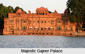Gajner Palace and Sanctuary, Rajasthan