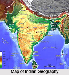 Geographical Background of India