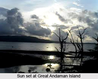 Great Andaman, Indian Islands