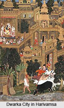 Harivamsha, Agni Purana