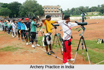 History of Archery Association of India (AAI)