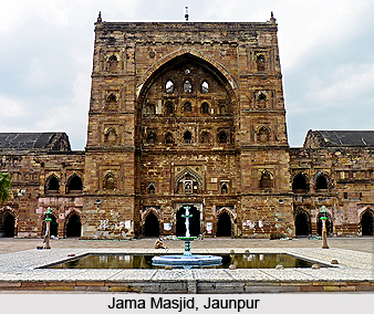 Jama Masjid, Jaunpur, Uttar Pradesh