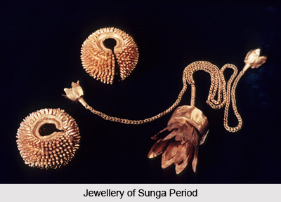 Jewellery of Sunga Period