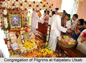 Kalpataru Utsav, Indian Religious Festival