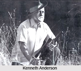 Kenneth Anderson, Indian Conservationist
