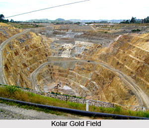 Kolar Gold Fields, Mysore