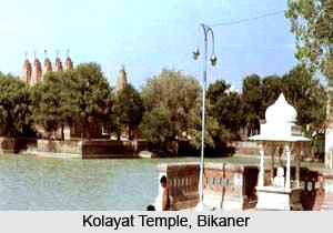 Kolayat Temple, Bikaner, Rajasthan