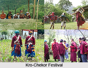 Kro-Chekor Festival, Indian tribal festivals