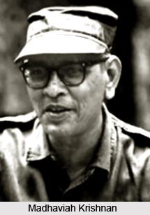 Madhaviah Krishnan, Indian Naturalist