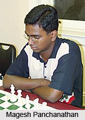 Magesh Panchanathan, Indian Chess Player