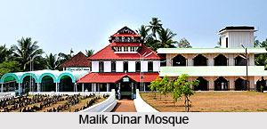 Malik Dinar Mosque, Kasaragod District, Kerala