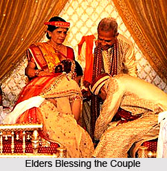 Mandap Ceremony, Indian Wedding