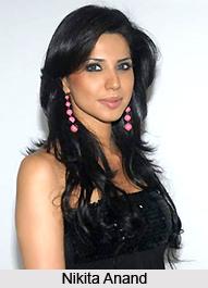 Nikita Anand, Miss India