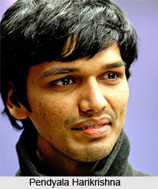 Pendyala Harikrishna, Indian Chess Player