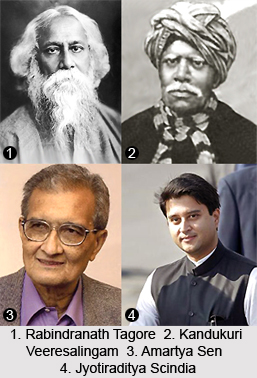 Personalities of Indian States